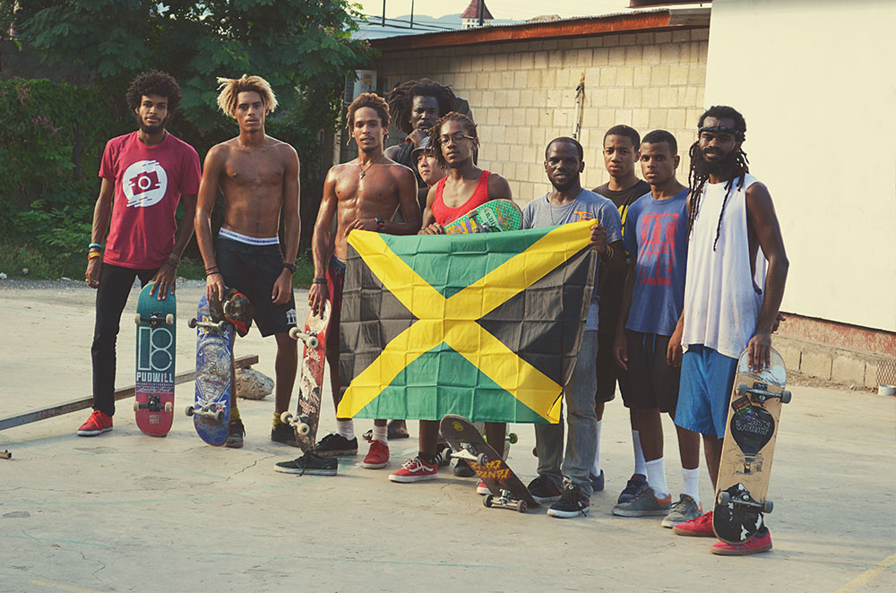 Kingston Skatepark Beneficiaries