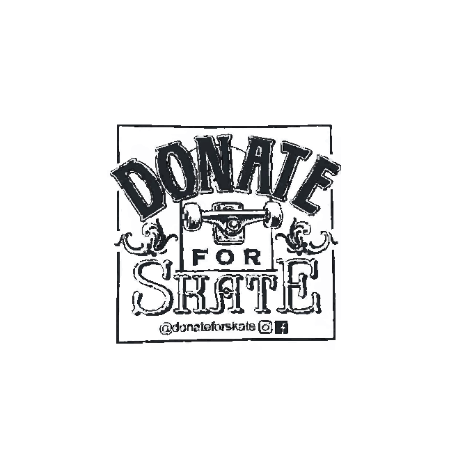 logo Donate for Skate